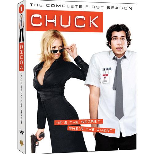 Chuck: L'intégrale de la première saison (écran large) (2007)