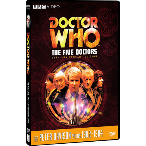 Doctor Who - The Five Doctors (Full Screen) (1983)