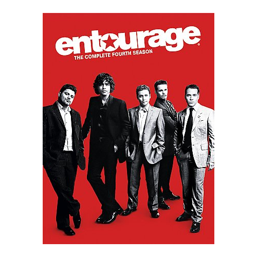 Entourage - The Complete Fourth Season (Full Screen)