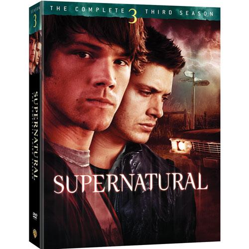 Supernatural: The Complete Third Season (Widescreen) (2007)