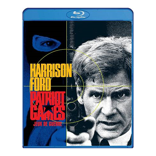 Patriot Game (Blu-ray) (1992)