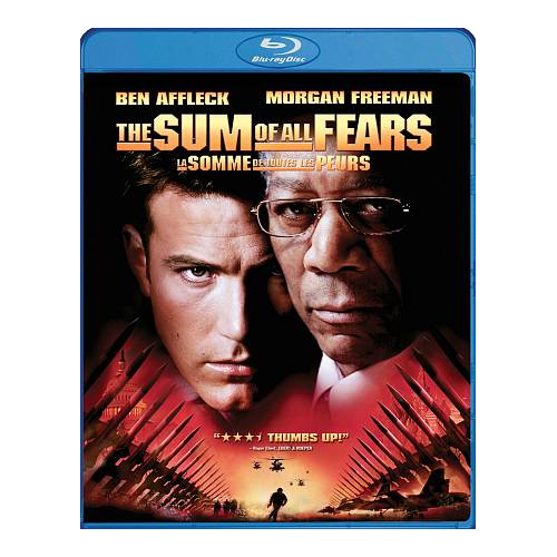 Sum of All Fears (Blu-ray) (2002)