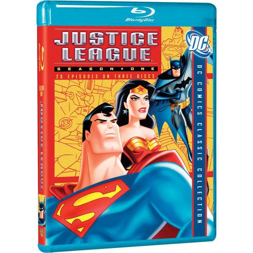 Justice League of America - Season 1 (Blu-ray)
