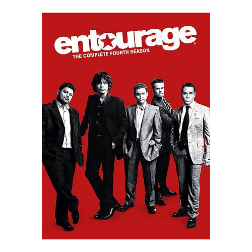 Entourage: The Complete Fourth Season (French)