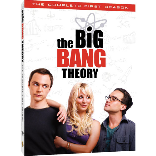 Big Bang Theory: The Complete First Season (2007)