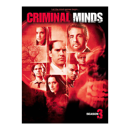 Criminal Minds - The Complete Third Season (Widescreen)