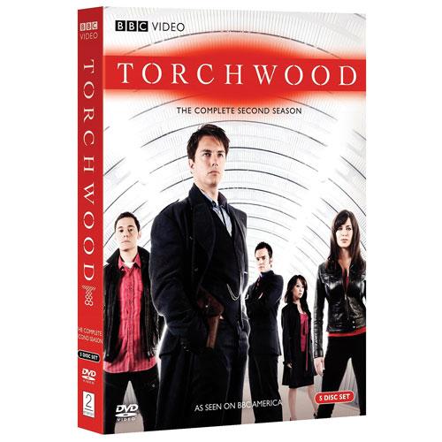 Torchwood - L'intégrale de la deuxième saison (Panoramique) (2007)