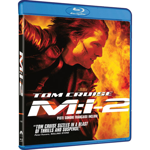 Mission: Impossible II (Blu-ray) (2000)