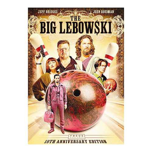 Big Lebowski (Full Screen) (1998)