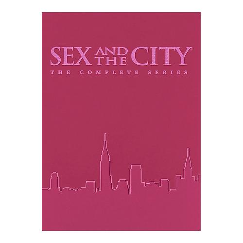 Sex and the City - L'intégrale de la série (1998-2004)