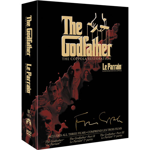 Godfather Collection (coffret-cadeau) (1972)