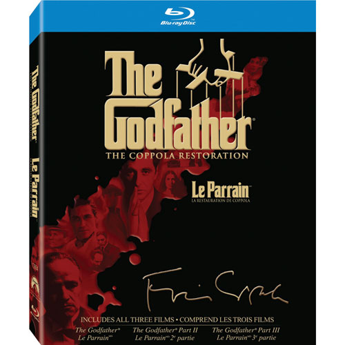 Godfather Collection (Blu-ray) (1997)