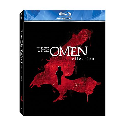 Omen: The Complete Collection (Blu-ray) (1976)