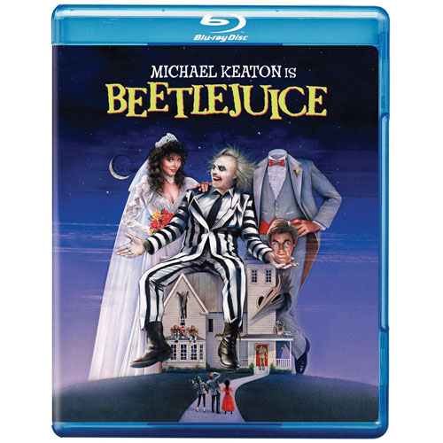 Beetlejuice (Anniversary Edition) (Blu-ray) (1988)