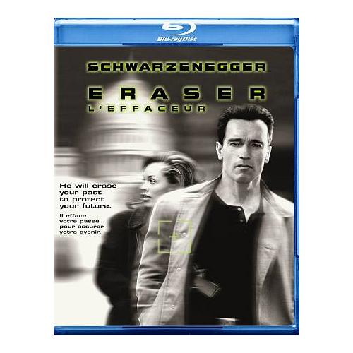 Eraser (Blu-ray) (1996)