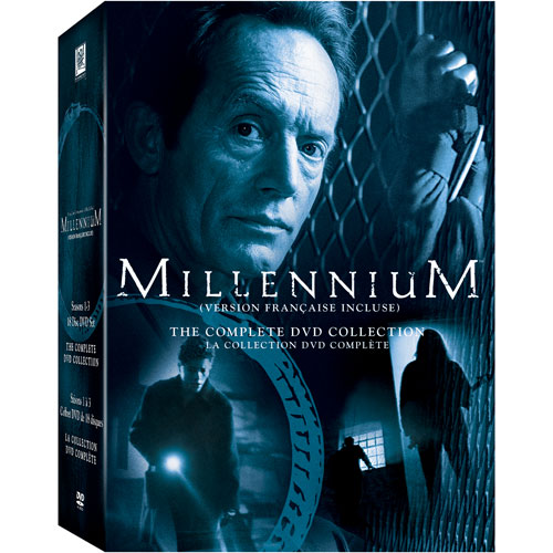 Millenium TV Gift Set (Bilingue)