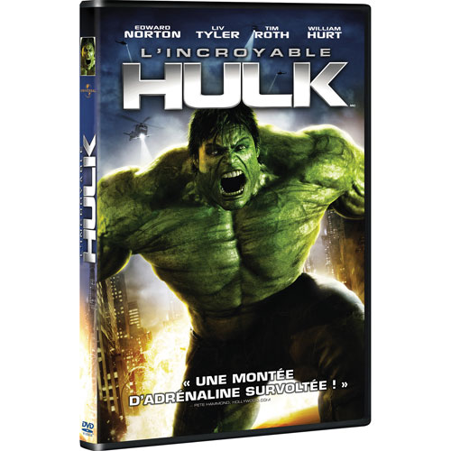 Incredible Hulk (Widescreen) (2008)