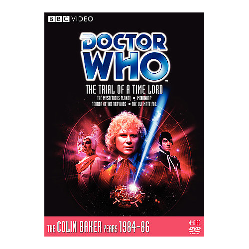 Doctor Who - The Trial of a Time Lord (Plein écran) (1963-1993)