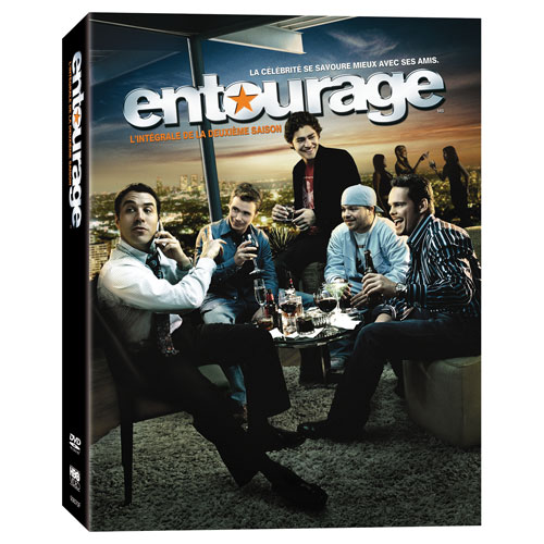 Entourage: The Complete Second Season (French) (2006)