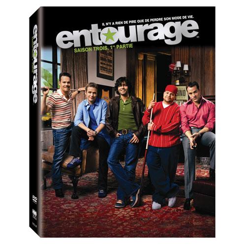 Entourage: saison 3, partie 1 (Française) (2006)