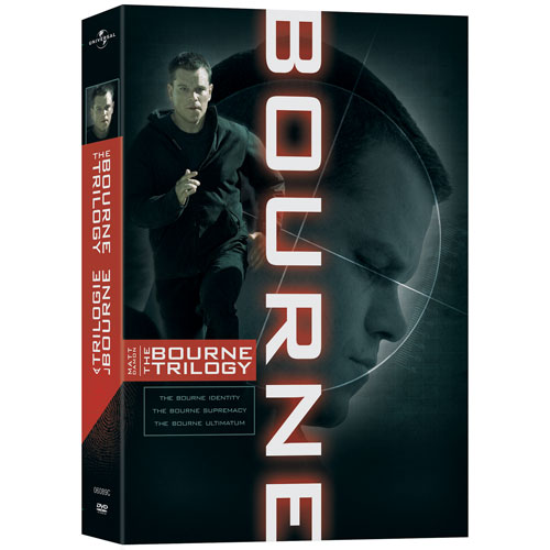 Bourne Trilogy (Widescreen)