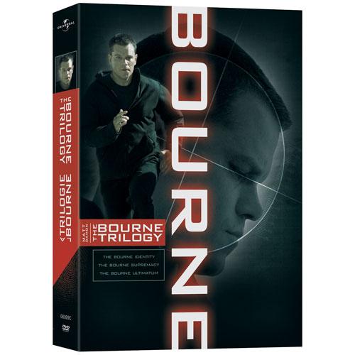 Bourne Trilogy (panoramique)