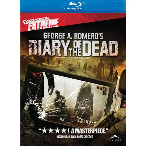 Diary Of The Dead (Blu-ray) (2008)