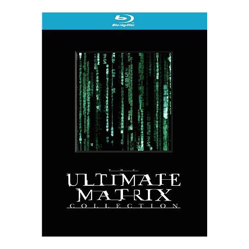 Ultimate Matrix Collection (Blu-ray) (1999 - 2006)