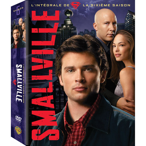 Smallville: The Complete Sixth Season (French) (2006)