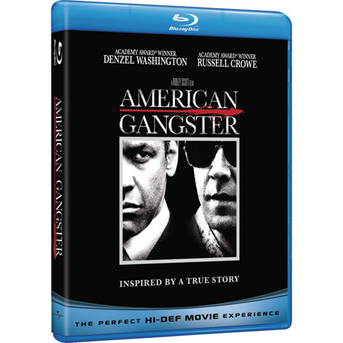 American Gangster (Blu-ray) (2007)