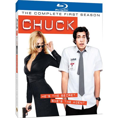 Chuck - L'intégrale de la première saison (2007) (Blu-ray)