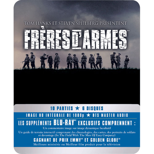 Band Of Brothers (French) (Blu-ray) (2001)