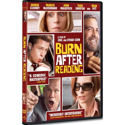 Burn After Reading (écran large) (2008)