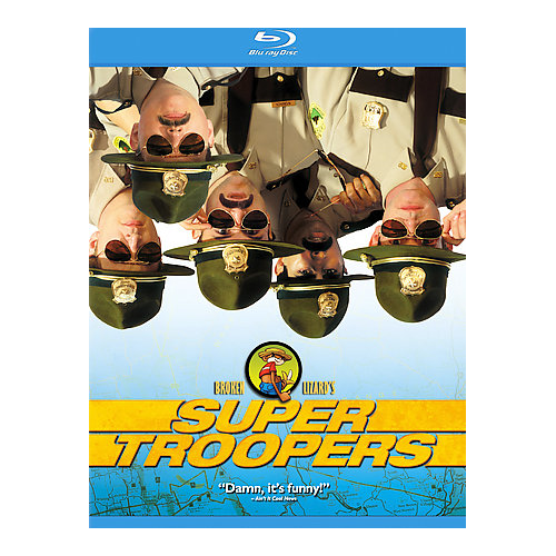 Super Troopers (Blu-ray) (2002)