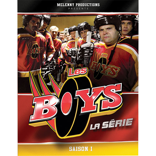 Boys, Les - Series 1 (Full Screen)