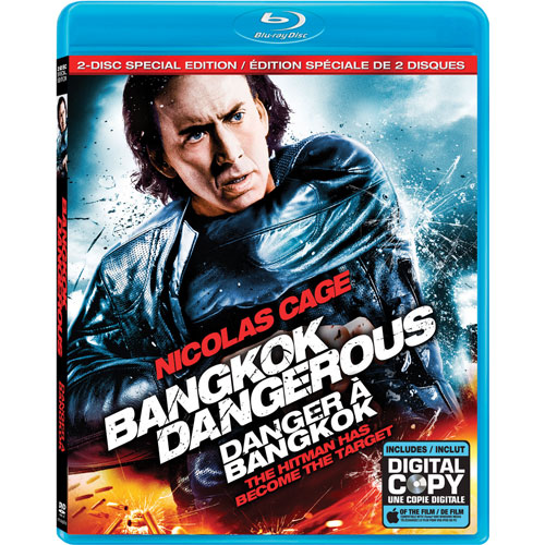 Bangkok Dangerous (Bilingual) (Blu-ray) (2008)