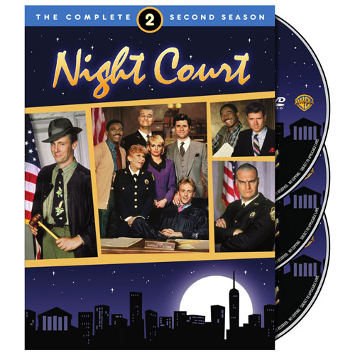 Night Court: The Complete Second Season (Full Screen)