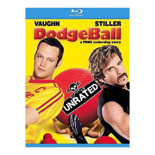 Dodgeball: A True Underdog Story (Blu-ray) (2004)