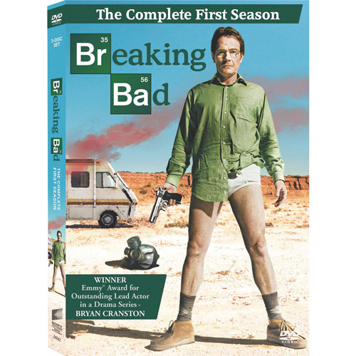 Breaking Bad: The Complete First Season (2008)