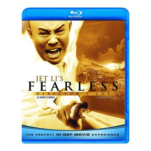 Jet Li's Fearless (Blu-ray) (2008)