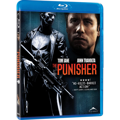 The Punisher (Blu-ray) (2004)
