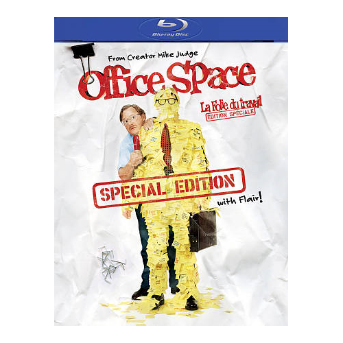 Office Space (Blu-ray) (1999)