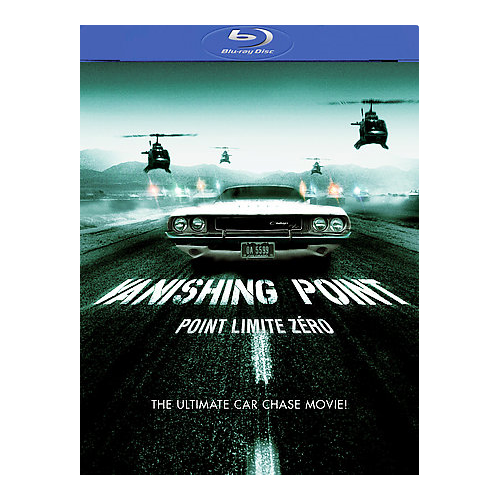 Vanishing Point (Blu-ray) (1971)