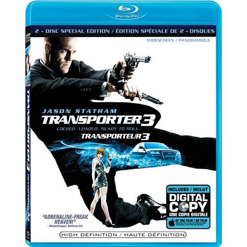 Transporter 3 (Bilingual) (Blu-ray) (2008)