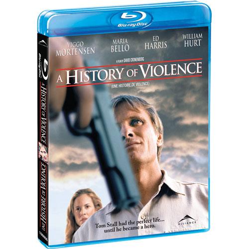 A History Of Violence (Blu-ray) (2005)