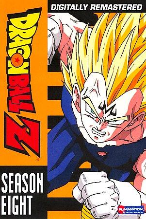 Dragon Ball Z - Huitième saison (Plein écran) (2003)