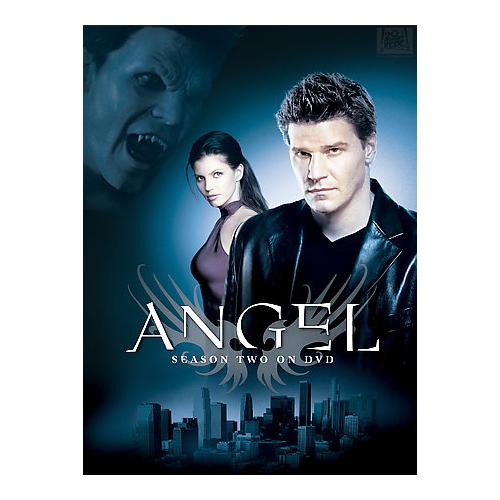Angel - Season 2 (Full Screen) (2000)