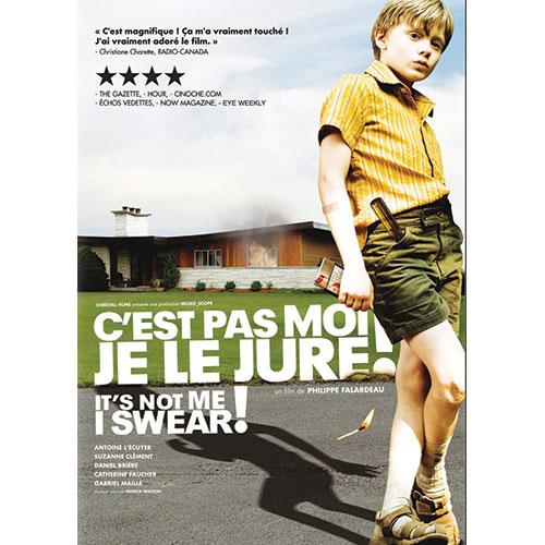 It's Not Me I Swear! (plein écran) (2008)