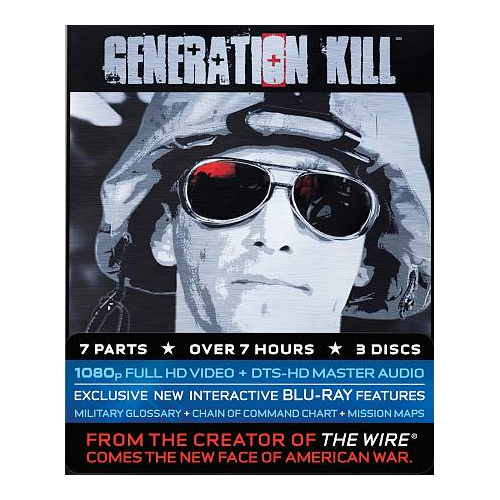 Generation Kill (Blu-ray) (2008)