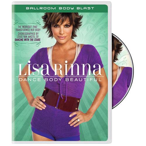 Lisa Rinna Dance Body Beautiful - Ballroom Body Blast (Plein écran) (2009)